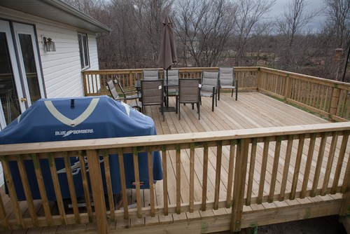 Need Help Decorating My Deck