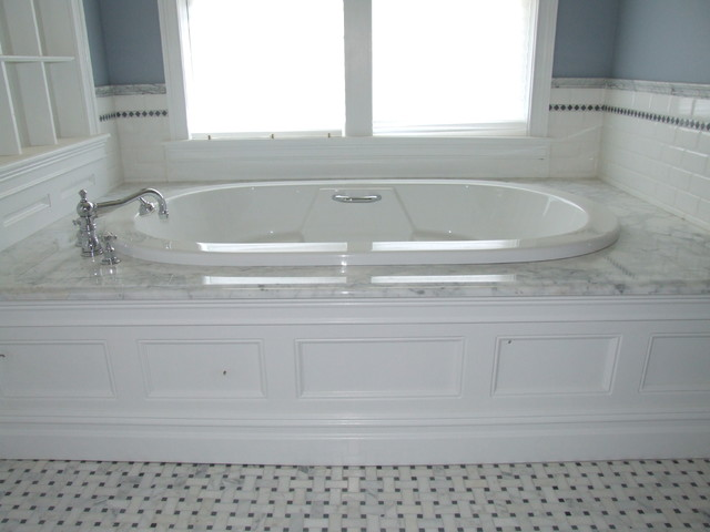 Master Bath Air Bath Tub Traditional Bathroom New