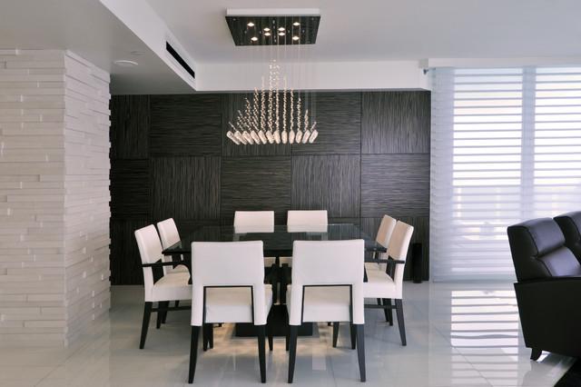Ocean II contemporary-dining-room
