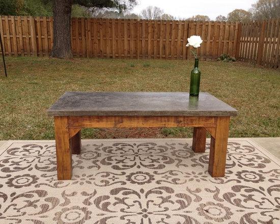 Concrete Coffee Table -