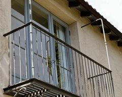 William Hefner Architecture Interiors & Landscape rustic-deck