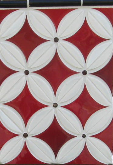 BonTon handmade tile  kitchen tile
