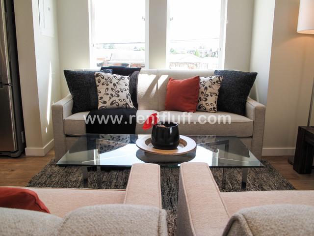 English Mews contemporary-living-room