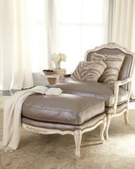 The Horchow Collection - Rooms & Ideas - Sunburst Living Room - Shop Our Rooms L
