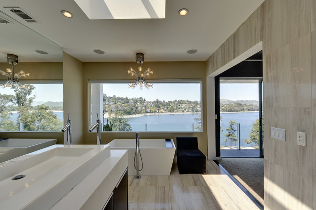 Baxter Design Project contemporary-bathroom