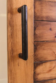 Barn Door Pull - Traditional - Cabinet And Drawer Handle ...