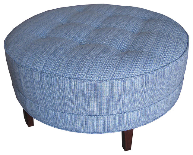 Upholstery Projects eclectic-footstools-and-ottomans