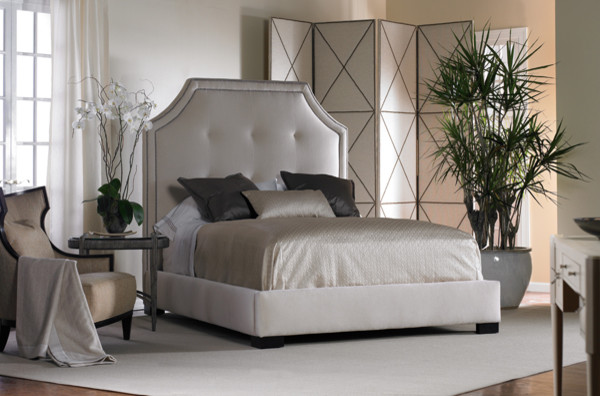 Custom Beds with Precedent contemporary