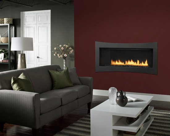 Rave Direct Vent Gas Fireplace -