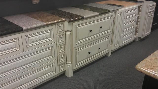 O'Neil Classic Showroom kitchen-cabinets