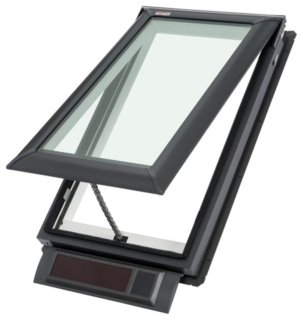 Velux No Leak Solar Powered Fresh Air Skylight