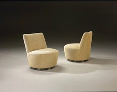 Jo Swivel Chairs contemporary chairs
