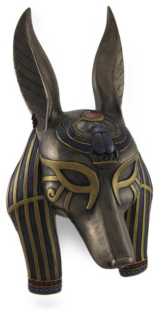 anubis mask printable