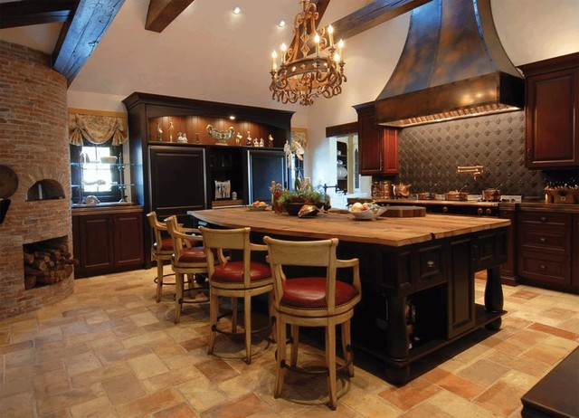 kitchen backsplashes rustic san diego by landmark metalcoat inc