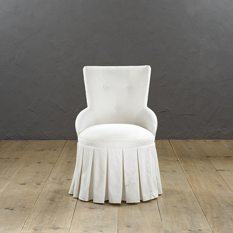 Francie Swivel Chair traditional-task-chairs