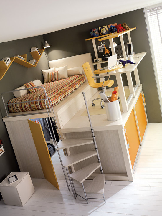 TUMIDEI - Storage Bed for Child's room -