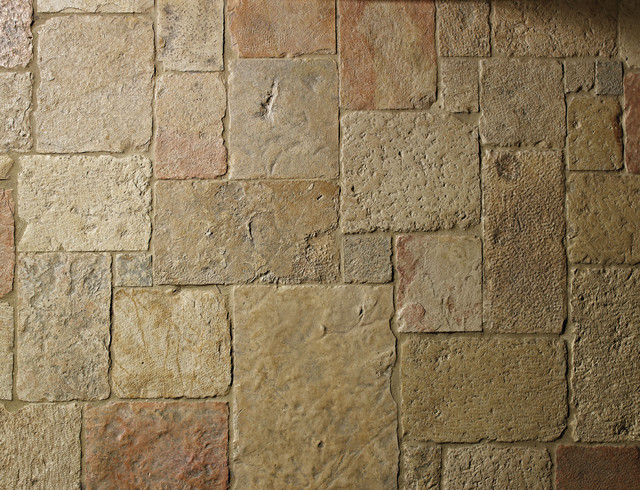 Antique Jerusalem Stone Floor Traditional Wall And Floor Tile