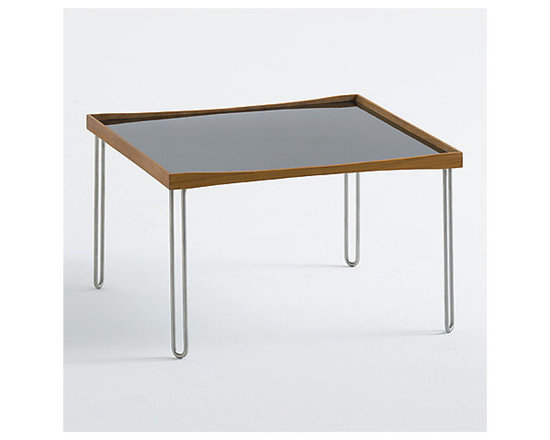 Tray Table with Reversible Tabletop -