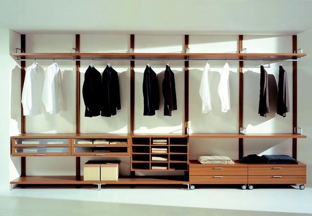 Walk In Closets Italian Modern Furniture Modern New York By Italian F
