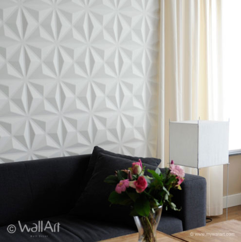 3D Wall Panels Cullinans design - modern - wallpaper - by 3d-