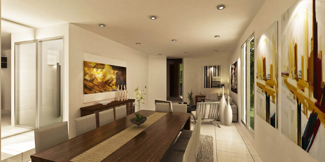 las Brisas contemporary-rendering