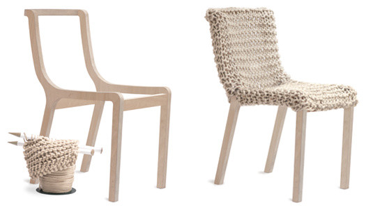 Granny Chair by Wadebe eclectic-living-room-chairs