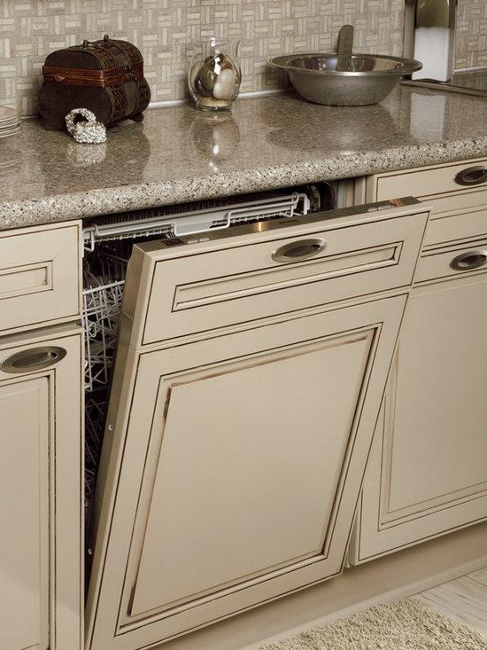 Custom Dishwasher Door Panel -