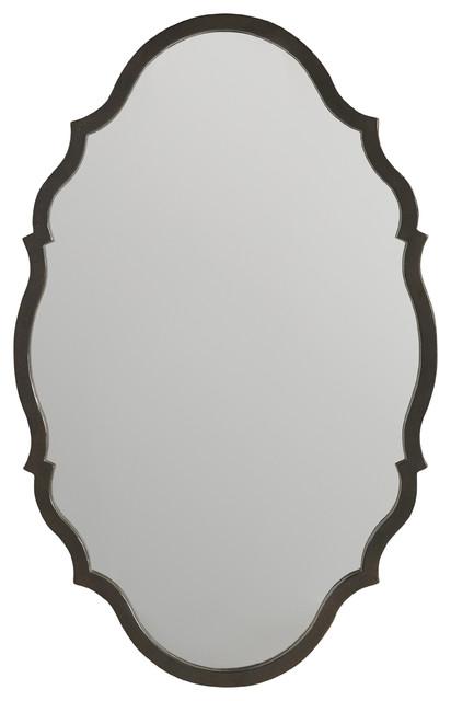 Hooker Furniture Corsica Metal Mirror 5480-90008 transitional-mirrors
