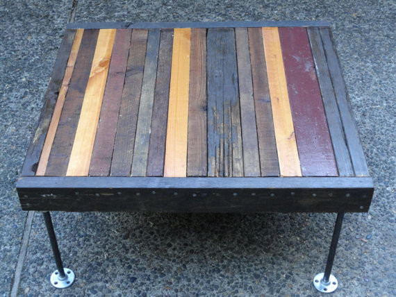 Dark Coffee Table traditional-coffee-tables