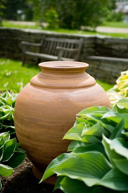 Brattleboro Museum Show traditional-garden-sculptures