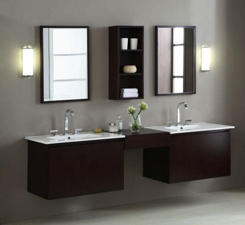 Six Bathroom Vanities That Double As Dressing Tables Bathroom Vanities And
