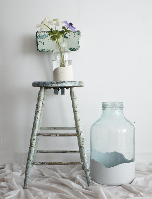 Giant Dipped Jar contemporary-vases