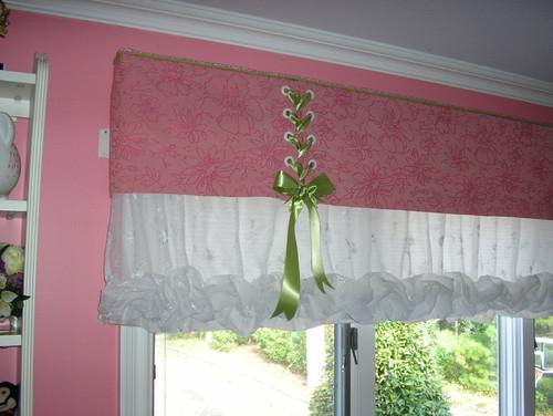 Girls Room Window Treatments