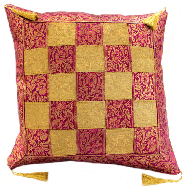 Decorative Pillow Covers asian-decorative-pillows