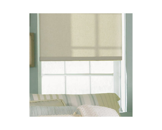 Bali - Bali Roller Shades: Manhattan Light Filtering - Bali offers a variety of roller shades to fill your home with style, function and beauty.
