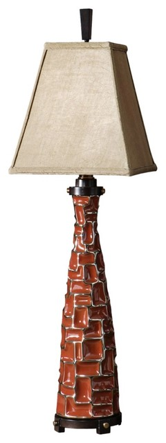 Transitional Uttermost Tahlia Buffet Table Lamp modern-table-lamps