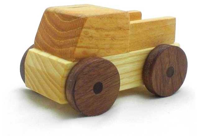 Wooden Truck with Sides Play Toy traditional-kids-toys-and-games