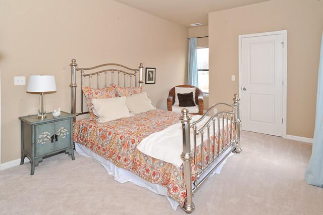 Signature Homes Bedroom at Waterstone bedroom