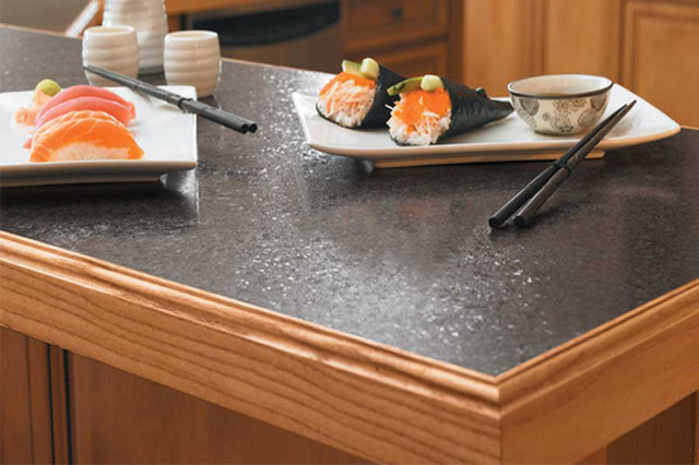 Seifer Countertop Ideas - Asian - Kitchen Countertops - new york - by ...