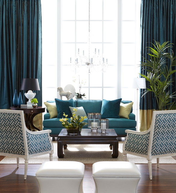Meet The New Eclecticism Eclectic Living Room Other Metro By Ethan Allen