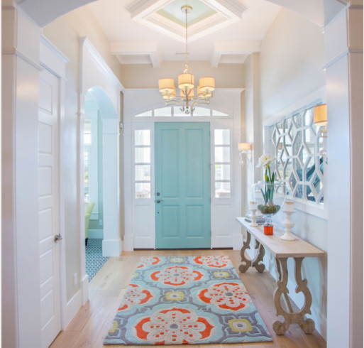 Houzz Foyer Paint : Houzz shop create a welcoming foyer