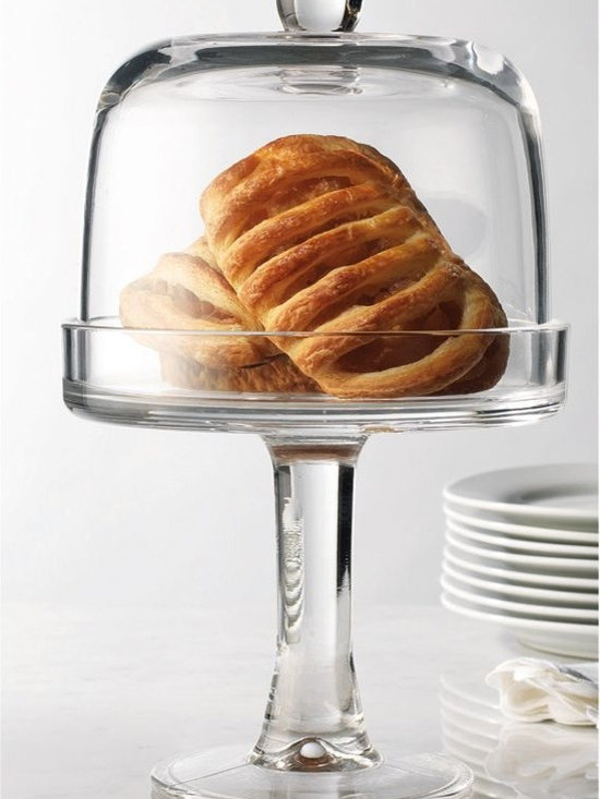 Glass Maison Pastry Dome -