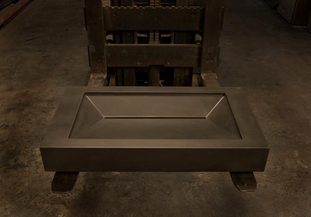 ... Sink by Gore Design Co. - Industrial - Bathroom Sinks - phoenix - by
