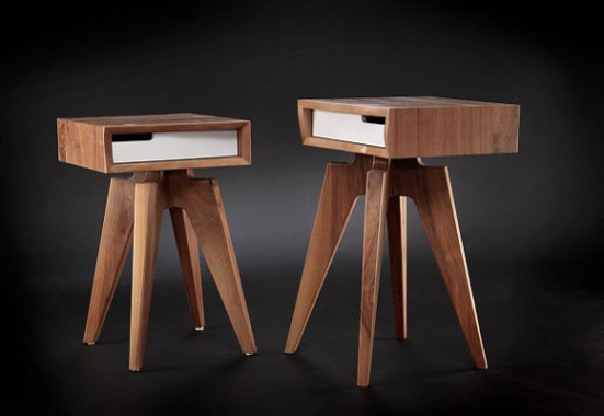 The Borgs End Table By Jory Brigham Design Modern Side