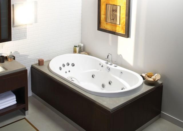 Maax Living 102761-004 contemporary-bathtubs