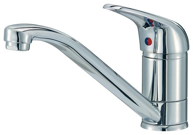 REGINOX Miami Chrome Kitchen Tap modern-kitchen-faucets