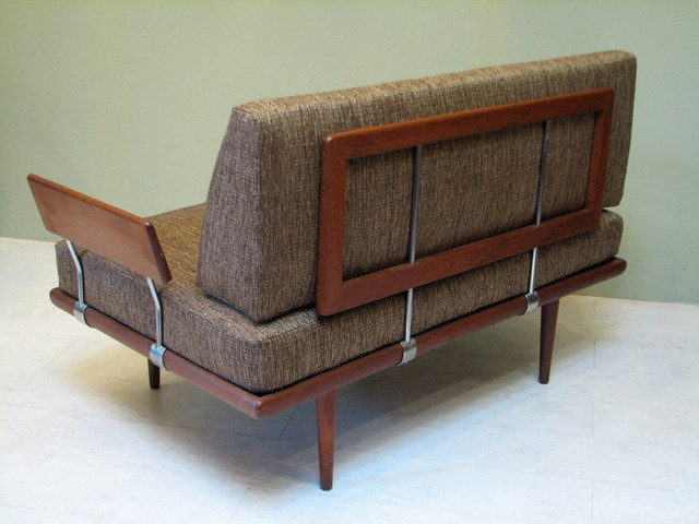 mid century modern furniture and decor modern sofas los angeles by deja vu vintage modern. Black Bedroom Furniture Sets. Home Design Ideas
