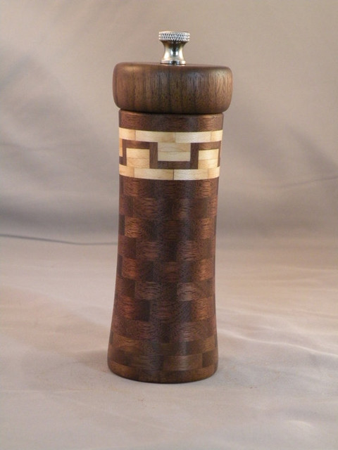 6 Inch Segmented Pepper mill specialty-cookware