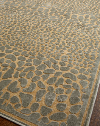 "Stone Path Rug, 5'2"" x 7'6"" traditional-rugs"