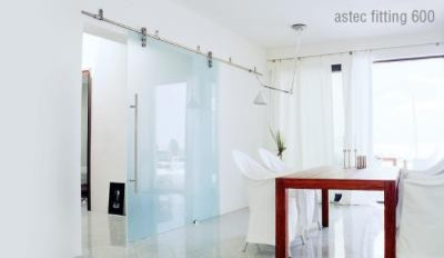 Sliding Door Fitting 600 contemporary interior doors